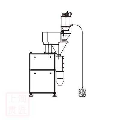 干式制粒机真空加料设备