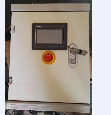 真空输送单机PLC控制系统